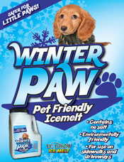 Winter Paw Ice Melt