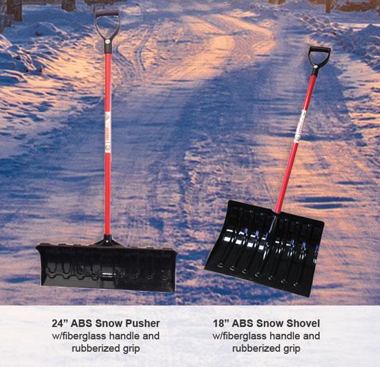 Snow Shovels