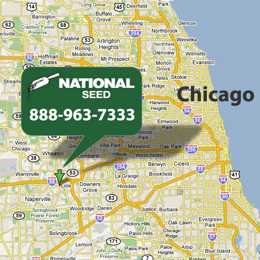 Contact National Seed  Lisle Illinois  National Seed