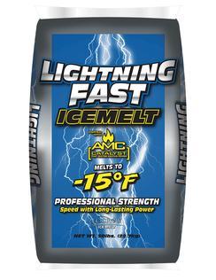 Lightening Fast Ice Melt